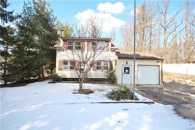 Stormville Single Family Home For Sale: 84 Old Route 52