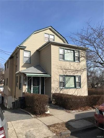 Yonkers Multi Family 2-4 For Sale: 97 Cox Avenue