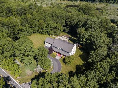 North Salem Single Family Home For Sale: 244 Hardscrabble Road