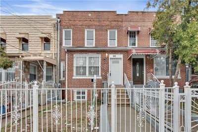 Bronx Single Family Home For Sale: 927 East 221st Street
