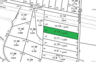 Residential Lots & Land For Sale: Hilltop Road