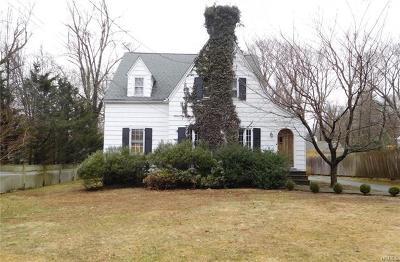Chappaqua Single Family Home For Sale: 9 Pine Cliff Road