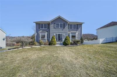 Chester Single Family Home For Sale: 185 Creamery Pond Road