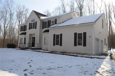 Single Family Home For Sale: 38 Rowley Way