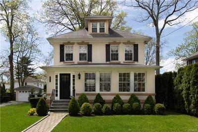 Westchester County Single Family Home For Sale: 1109 Washington Avenue