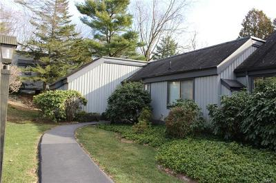 Westchester County Condo/Townhouse For Sale: 251 Heritage Hills #A