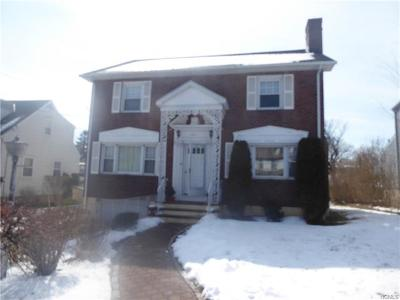 Westchester County Multi Family 2-4 For Sale: 80 Putnam Avenue