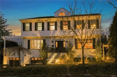 Scarsdale Single Family Home For Sale: 80 Longview Drive