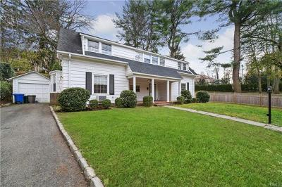 Scarsdale Rental For Rent: 4 Fountain Terrace