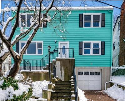 Yonkers Multi Family 2-4 For Sale: 12 Hudsonview Terrace
