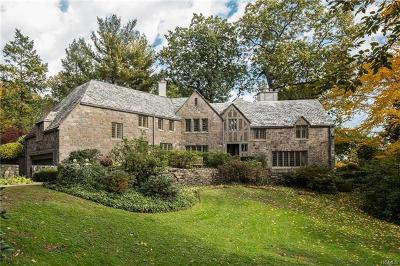 Bronxville Single Family Home For Sale: 16 Essex Place