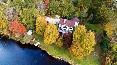 Dutchess County Single Family Home For Sale: 40 Lake Drive