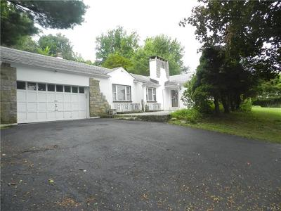 Peekskill Single Family Home For Sale: 1825 Crompond Road
