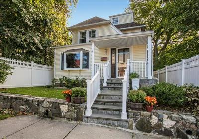 Ossining Single Family Home For Sale: 6 Cedar Place