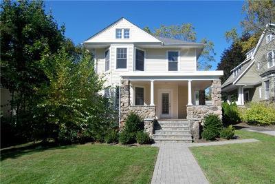 Larchmont Rental For Rent: 10 Bayard Street