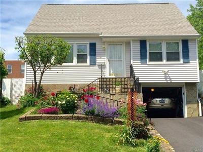 Ossining Single Family Home For Sale: 5 Fuller Road