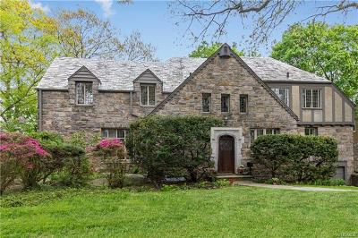 Larchmont Single Family Home For Sale: 9 Normandy Road