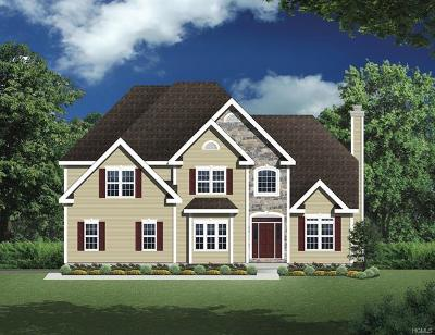 Dutchess County Single Family Home For Sale: Lot #9 Antler Court