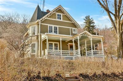 Piermont NY Single Family Home For Sale: $1,299,000
