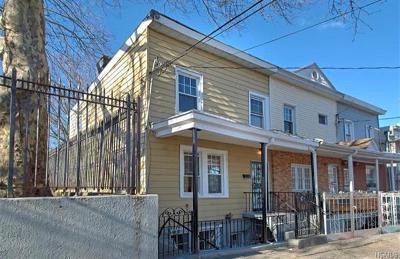 Bronx Single Family Home For Sale: 4565 Matilda Avenue