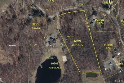 Stormville Residential Lots & Land For Sale: 517 Hosner Mountain Road