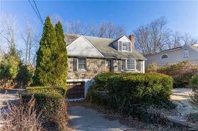 Tuckahoe Single Family Home For Sale: 640 Scarsdale Road
