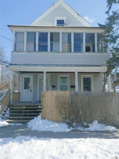 Dutchess County Multi Family 2-4 For Sale: 154 Winnikee Avenue