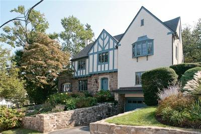 Bronxville Single Family Home For Sale: 9 Beechmont Avenue