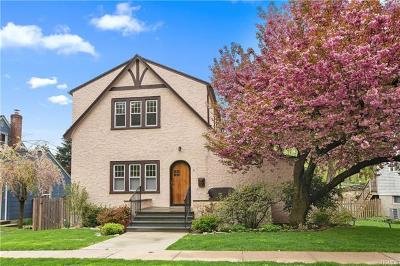 Hastings-On-Hudson Single Family Home For Sale: 16 Clinton Avenue