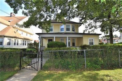 Mount Vernon Single Family Home For Sale: 434 East 4th Street