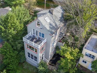 Dobbs Ferry Single Family Home For Sale: 253 Palisade Avenue
