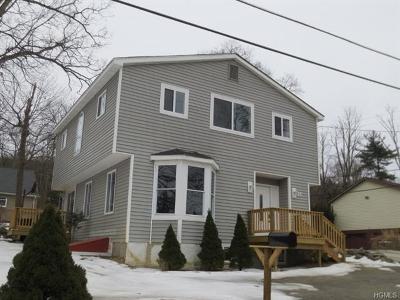 Greenwood Lake Single Family Home For Sale: 21 Main Drive