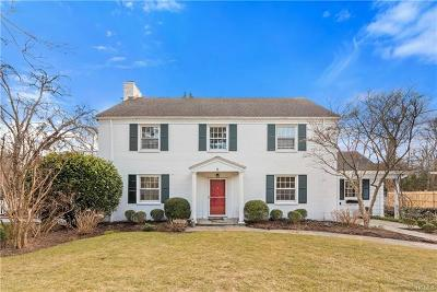 Port Chester Single Family Home For Sale: 5 Rye Road
