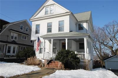 Westchester County Multi Family 2-4 For Sale: 23 Linden Avenue