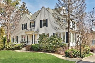 New Rochelle Single Family Home For Sale: 53 Oxford Road