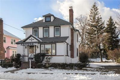 Westchester County Single Family Home For Sale: 439 Fourth Avenue