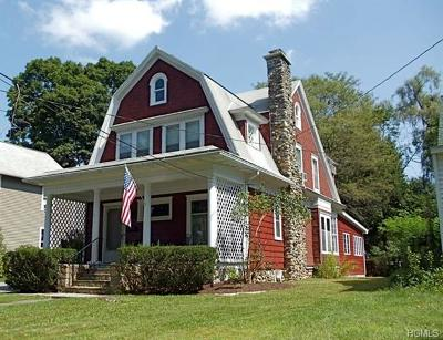 Dutchess County Rental For Rent: 11 Spring Street