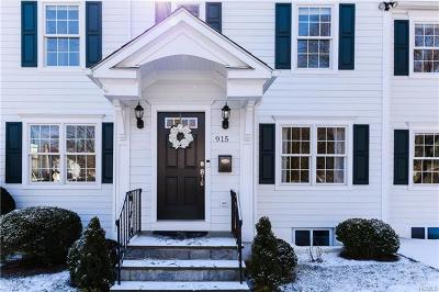Mamaroneck Single Family Home For Sale: 915 Lorena Street