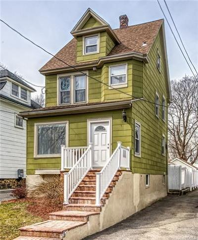 Westchester County Single Family Home For Sale: 25 Saint Joseph Street