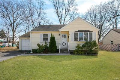 Rockland County Single Family Home For Sale: 120 Brightwood Avenue