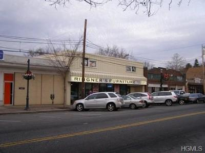 Pearl River Commercial For Sale: 75 East Central Avenue