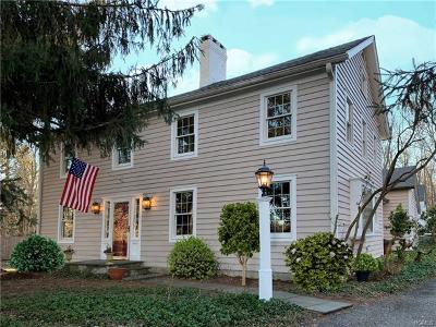 Westchester County Single Family Home For Sale: 178 Smith Ridge Road