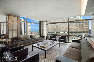 New York Condo/Townhouse For Sale: 721 Fifth Avenue #58-CD