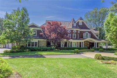 Armonk Single Family Home For Sale: 6 Hollow Ridge Road
