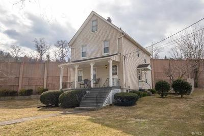 Nyack Single Family Home For Sale: 91 Elysian Avenue