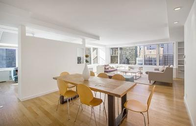 New York Condo/Townhouse For Sale: 117 East 57th Street #27B