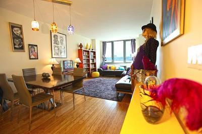 New York Condo/Townhouse For Sale: 120 Riverside Boulevard #9L