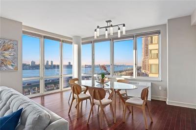 New York Condo/Townhouse For Sale: 80 Riverside Boulevard #9C
