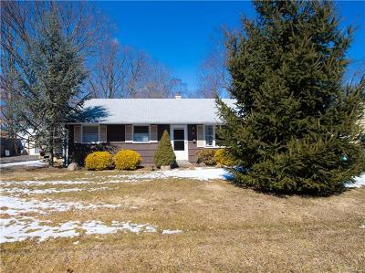 Rockland County Single Family Home For Sale: 48 Capt Shankey Drive