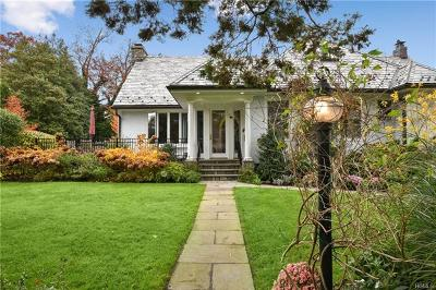 Larchmont Single Family Home For Sale: 28 Linden Avenue